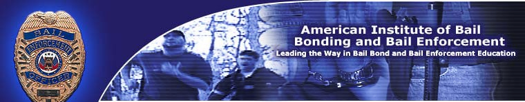 American Institute of Bail Bonding and Bail Enforcement Logo